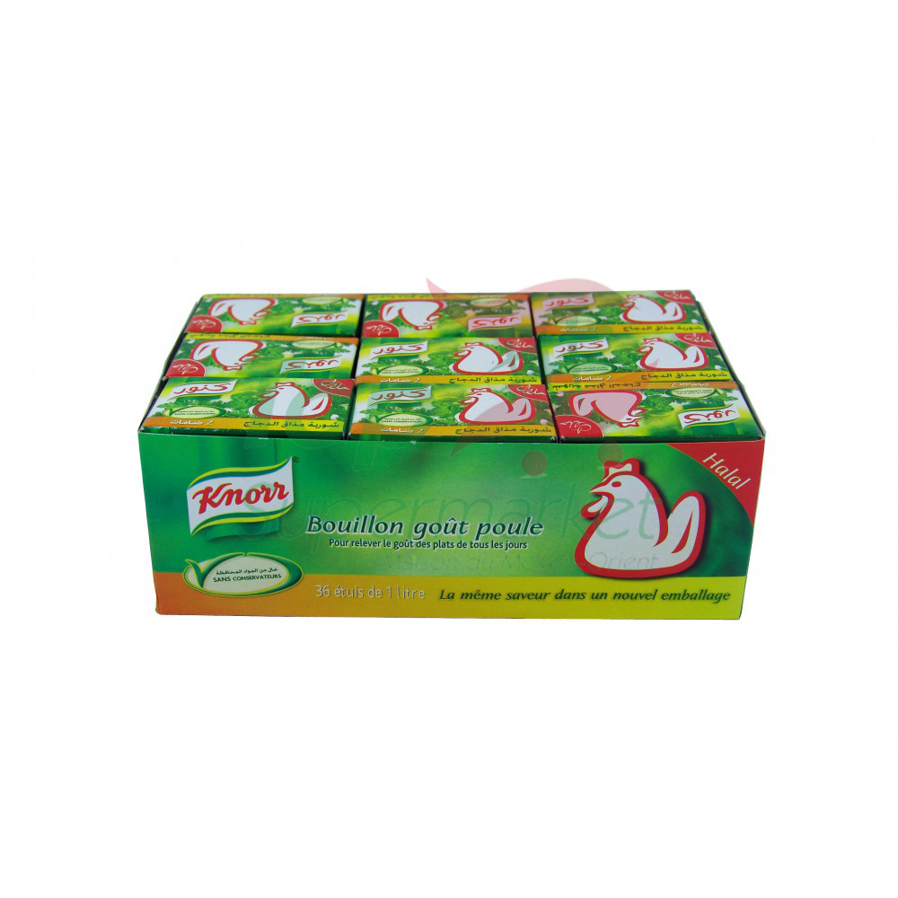 Knorr Poulet X36