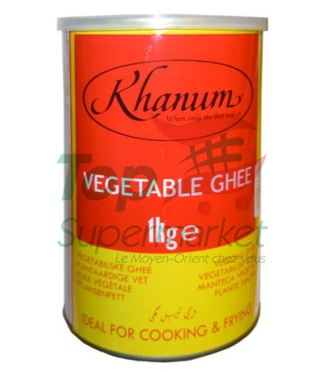 Khanum vegetable ghee 1K