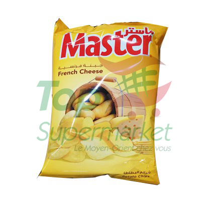 Master Chips Fromage 106