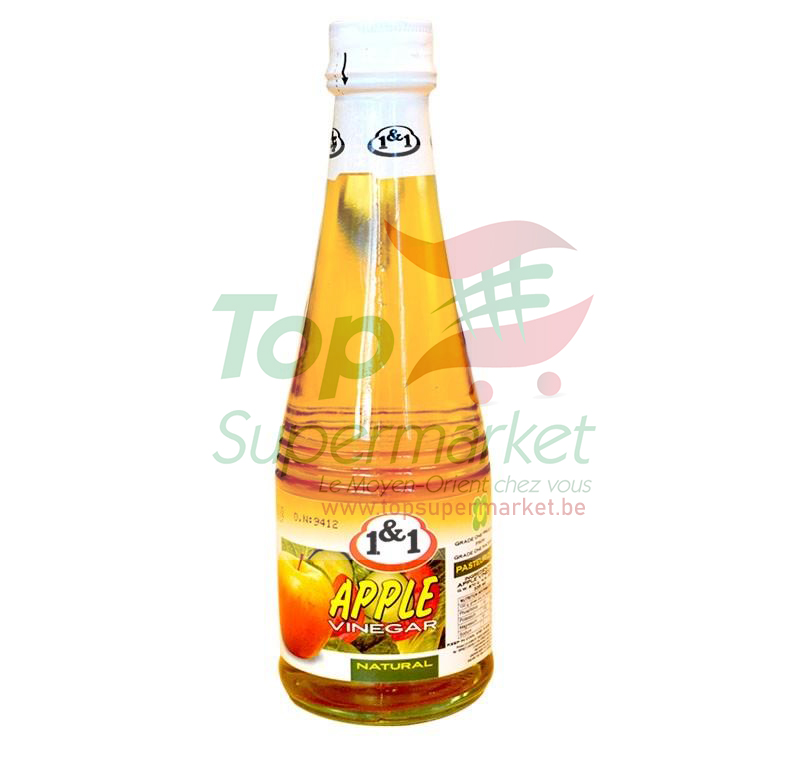 1&1 Apple Vinegar 330Ml