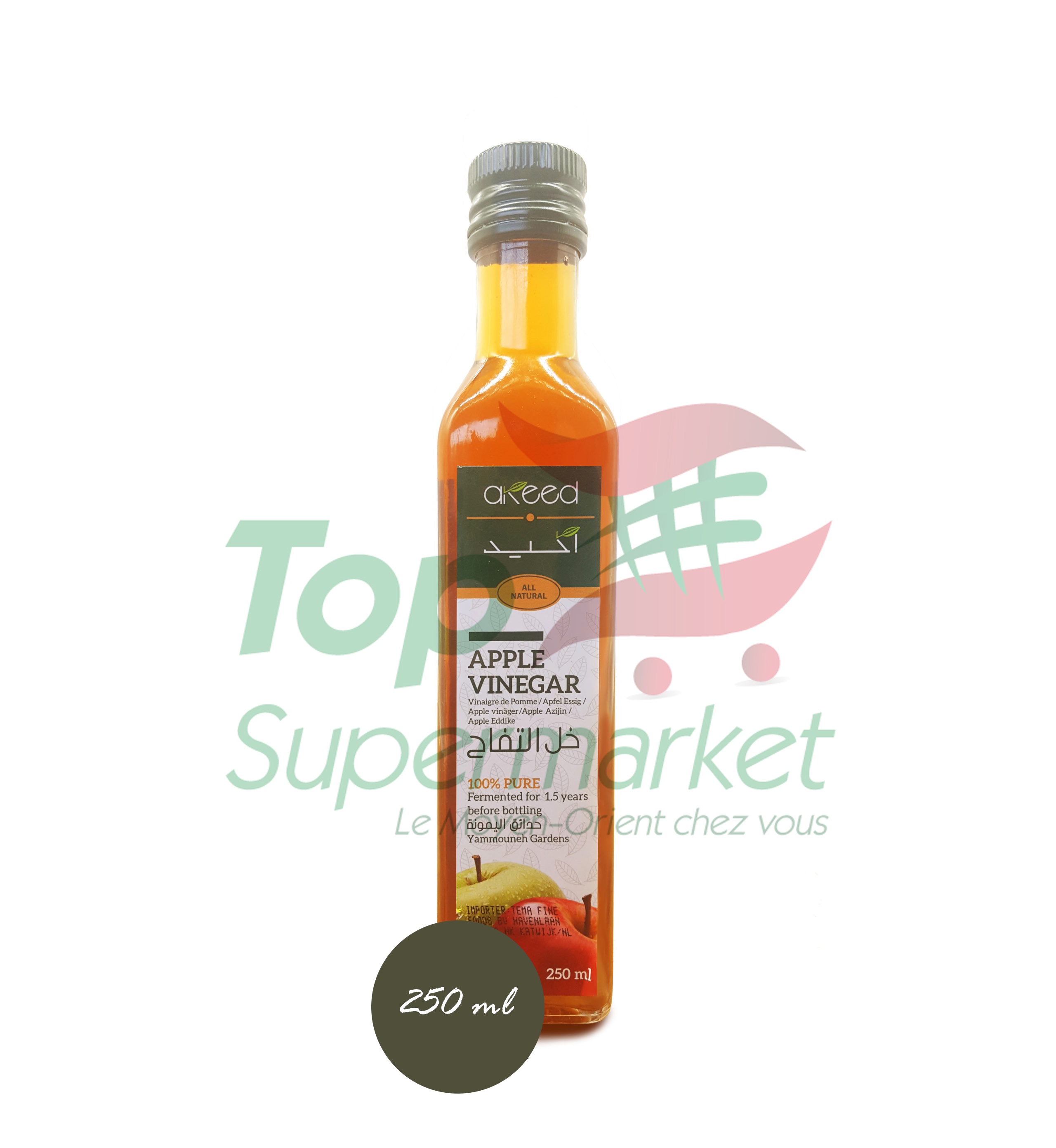 Akeed Apple Vinegar250Ml