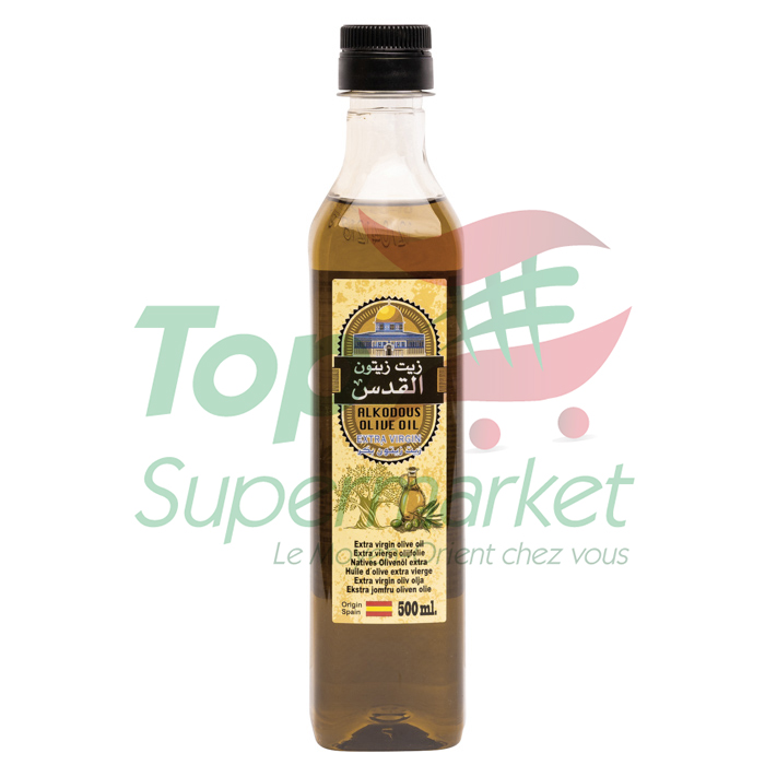 Al Kodous Olive Oil500Ml
